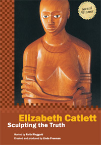 Elizabeth Catlett: Sculpting the Truth, her biography, life, her sculptures